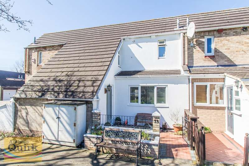 2 Bedrooms Terraced House for sale in Beambridge Place, Basildon, SS13
