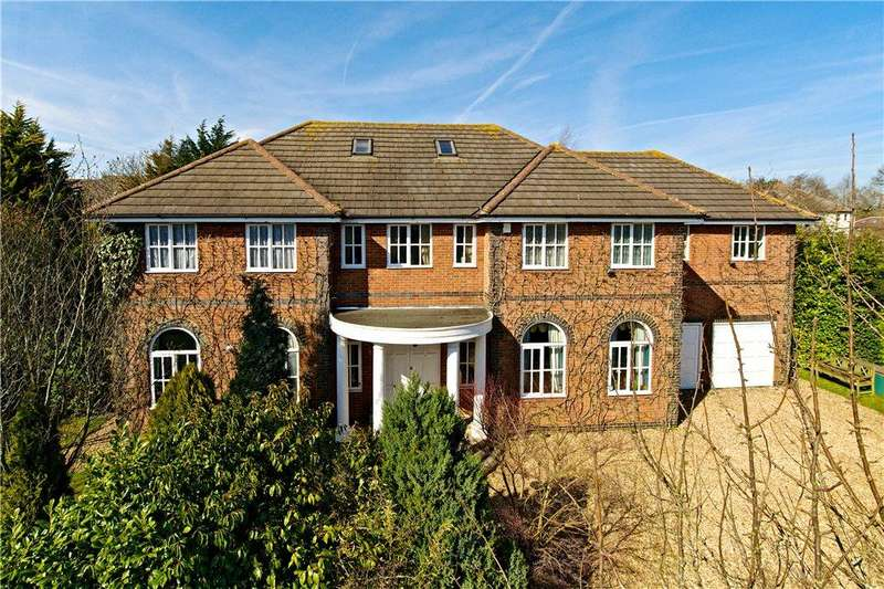 7 Bedrooms Detached House for sale in Scotch Firs, Wavendon Gate, Milton Keynes, Buckinghamshire