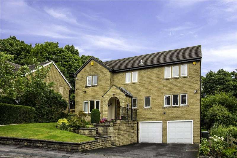 5 Bedrooms Detached House for sale in Northcroft Rise, Bradford, West Yorkshire