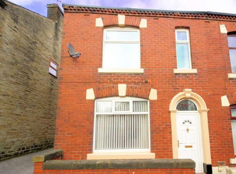 3 Bedrooms End Of Terrace House for sale in Hare Hill Road, Littleborough