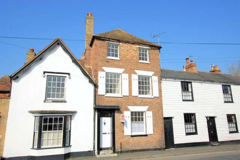 3 Bedrooms Terraced House for sale in Portland Road, Hythe, CT21