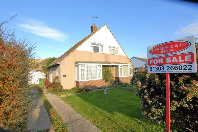 2 Bedrooms Semi Detached House for sale in Romney Way, Hythe, CT21