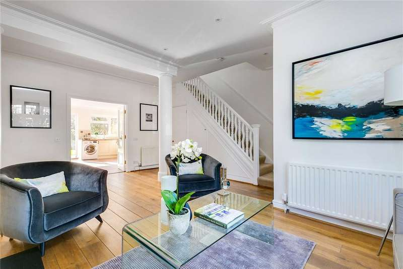 4 Bedrooms Terraced House for sale in Silverton Road, London