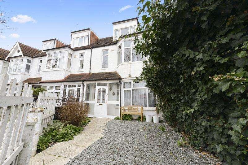 3 Bedrooms Terraced House for sale in Treen Avenue, London, SW13 0JT