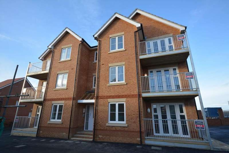 1 Bedroom Ground Flat for sale in Albert Way, East Cowes