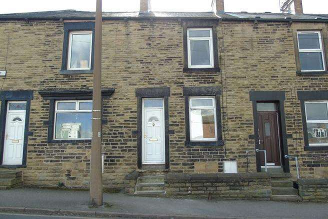 2 Bedrooms Terraced House for sale in 115 Princess Street, Barnsley, S70 1PF