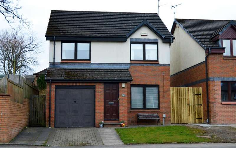 3 Bedrooms Detached House for sale in Verona Avenue, Scotstoun G14