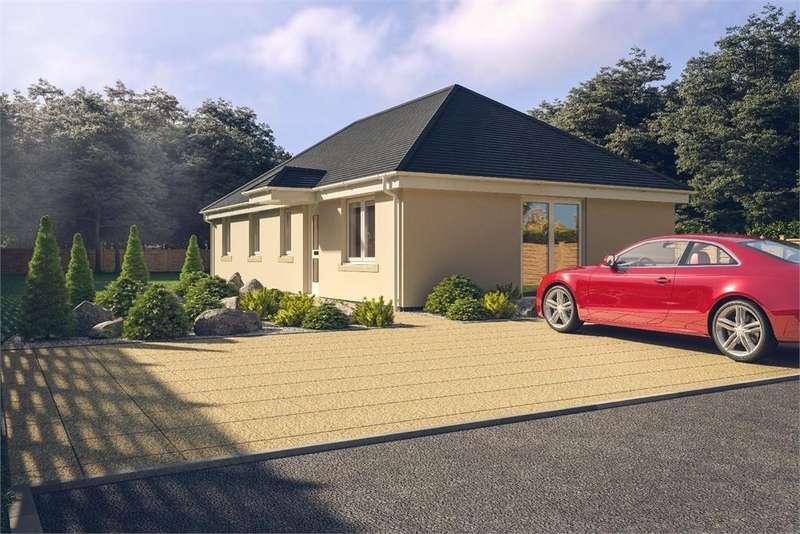 3 Bedrooms Detached Bungalow for sale in Plot 1, Caerphilly Road, Llanbradach, Caerphilly