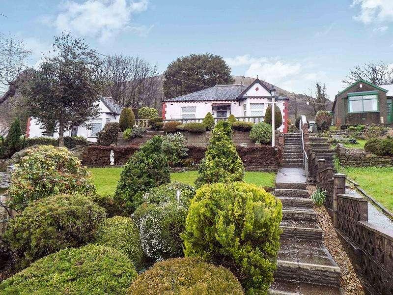3 Bedrooms Bungalow for sale in Tecoa Groeswen Lane, Margam, Port Talbot, Neath Port Talbot. SA13 2LA