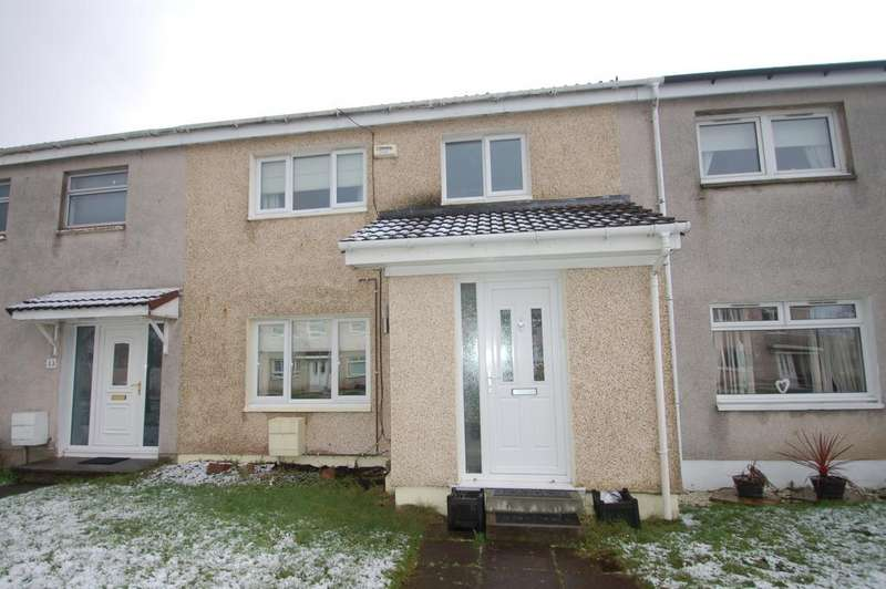 3 Bedrooms Terraced House for sale in Tannahill Drive , East Kilbrie G74