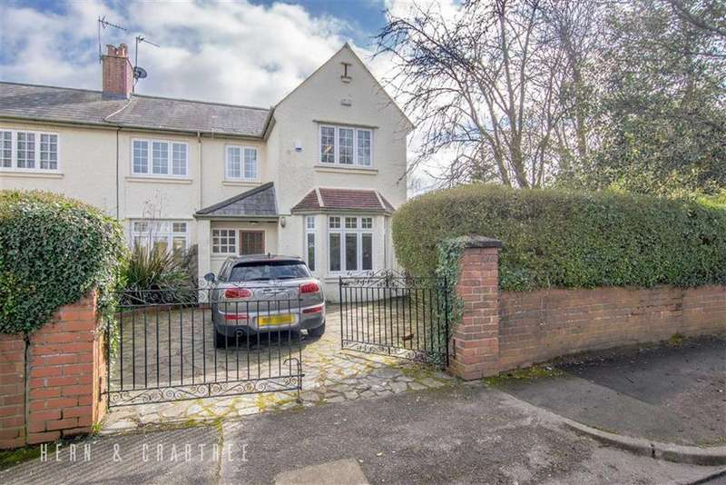 3 Bedrooms Semi Detached House for sale in St Michaels Road, Llandaff, Cardiff