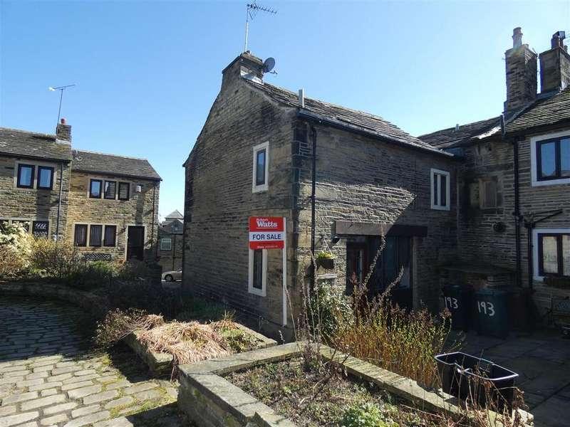 1 Bedroom Cottage House for sale in Crossley Hall Mews, Bradford, BD8 0JA