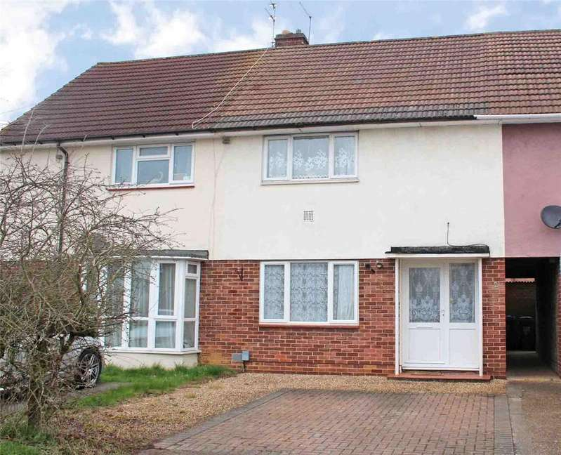 2 Bedrooms Terraced House for sale in Breakmead, Welwyn Garden City, Hertfordshire