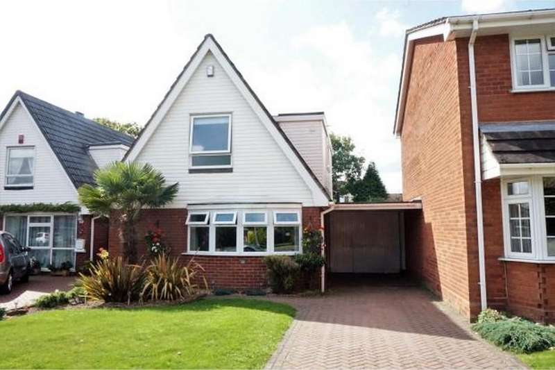 3 Bedrooms Link Detached House for sale in Mease Avenue, Burntwood WS7