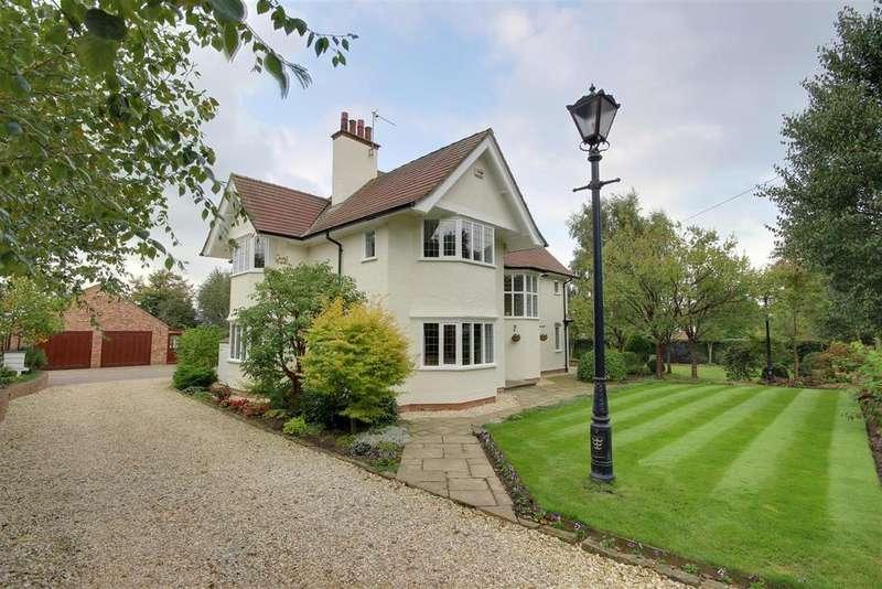 5 Bedrooms Detached House for sale in Packman Lane, Kirk Ella, Hull