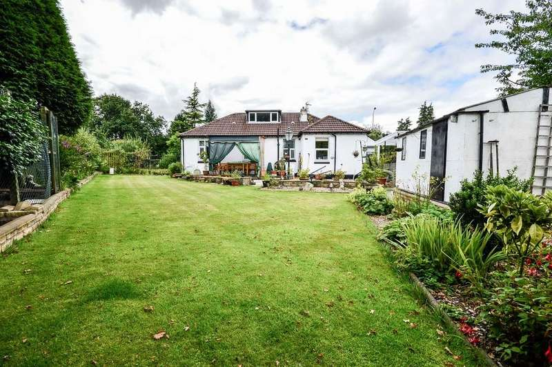 3 Bedrooms Detached Bungalow for sale in Styal Road, Cheadle