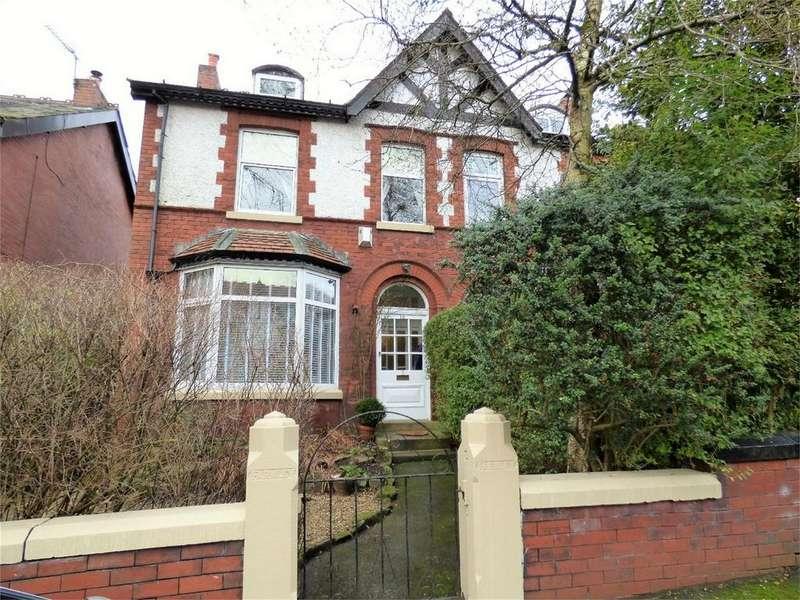 4 Bedrooms Semi Detached House for sale in Mavis Road, BLACKBURN, Lancashire