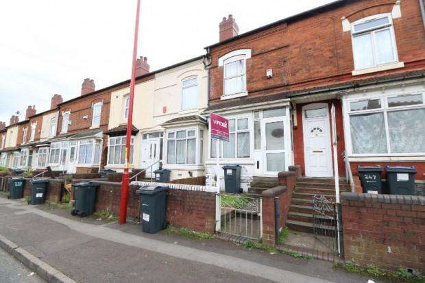 3 Bedrooms Terraced House for sale in Nineveh Road, Handsworth, B21