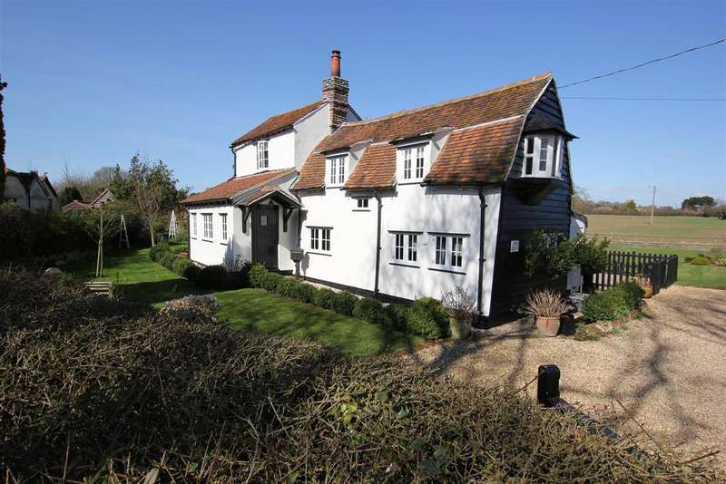 4 Bedrooms Cottage House for sale in Purleigh, Chelmsford