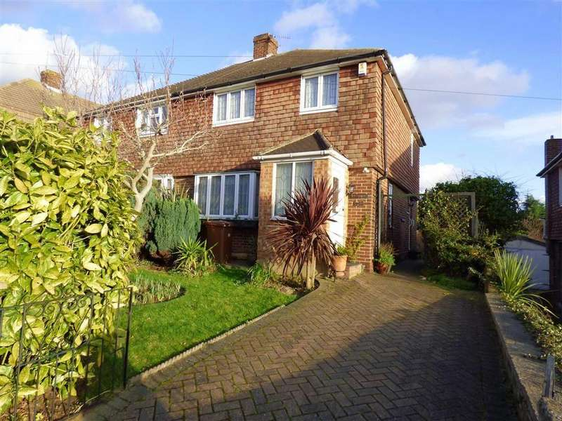 3 Bedrooms Semi Detached House for sale in Pepys Way, Strood, Rochester