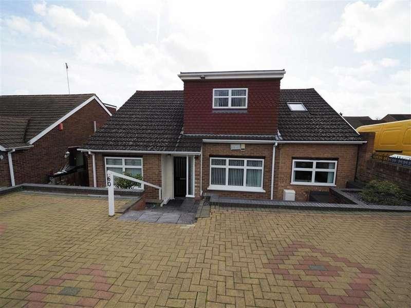4 Bedrooms Detached Bungalow for sale in Squires Way, Joydens Wood, Kent, DA2