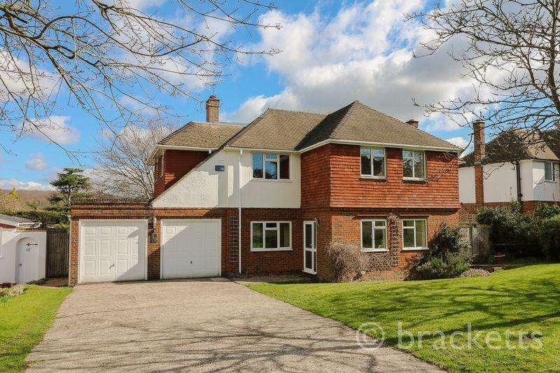 4 Bedrooms Detached House for sale in Oaklands Road, Groombridge, Tunbridge Wells