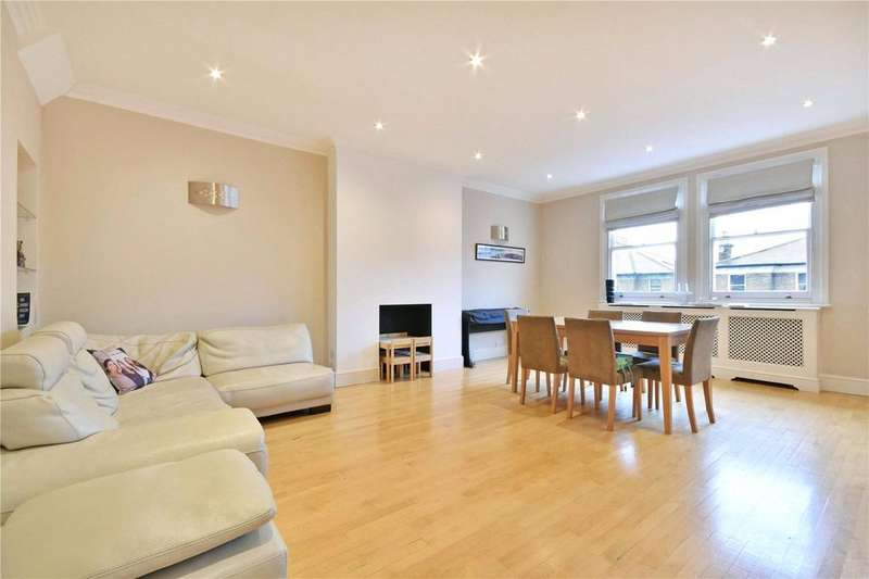 3 Bedrooms Apartment Flat for sale in Priory Road, South Hampstead, NW6