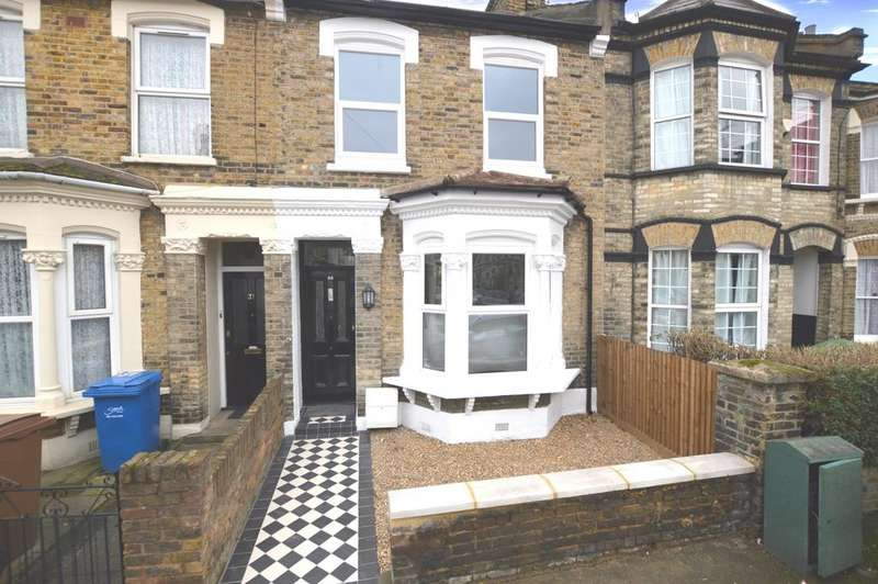 3 Bedrooms Terraced House for sale in Elcot Avenue Peckham SE15