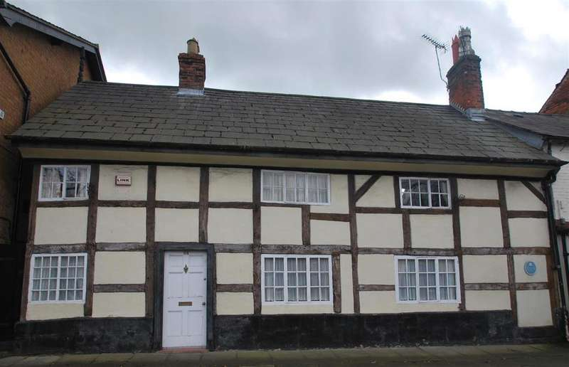 2 Bedrooms Cottage House for sale in Main Street, Frodsham