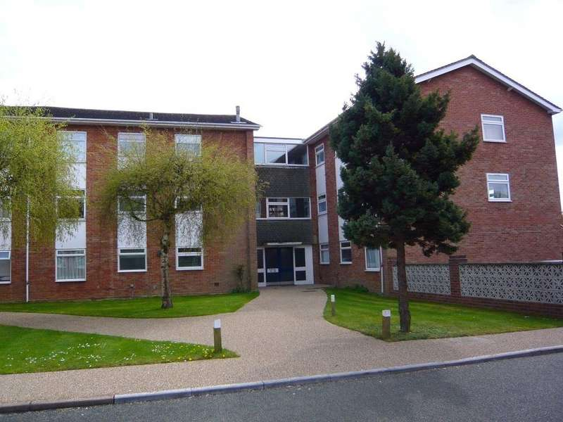 2 Bedrooms Apartment Flat for sale in Valerie Court, Bath Road, Reading, Berkshire, RG1