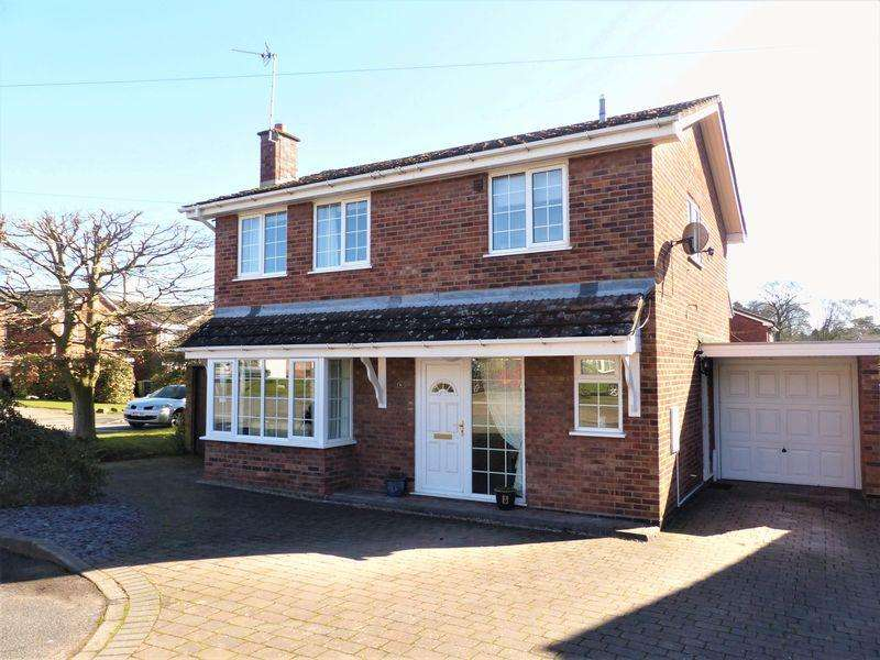 4 Bedrooms Detached House for sale in Oaklands, Sutton Coldfield
