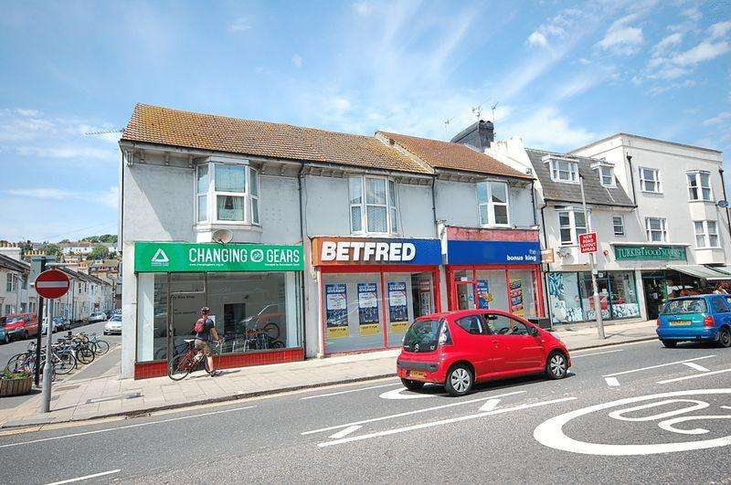 1 Bedroom Maisonette Flat for rent in Lewes Road, Brighton