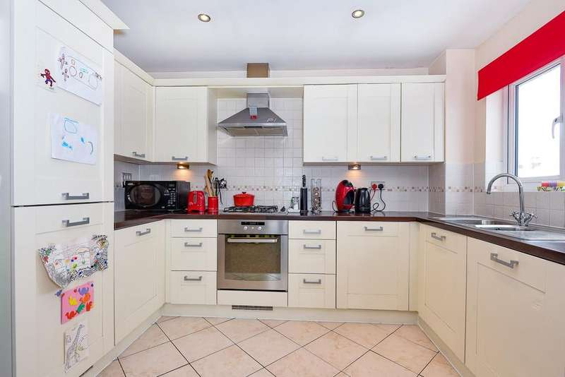 2 Bedrooms Flat for sale in Eaton Place, Aylesford