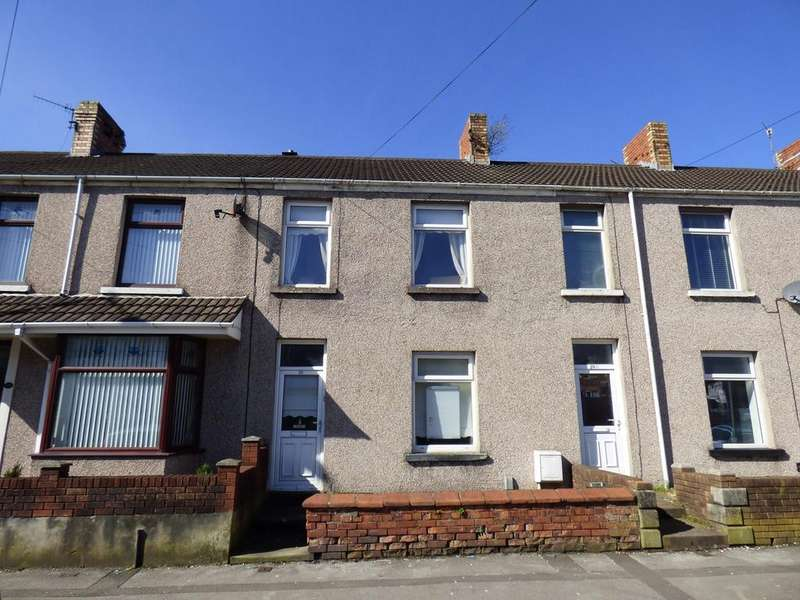 3 Bedrooms Terraced House for sale in Eaton Road, Brynhyfryd, Swansea, SA5