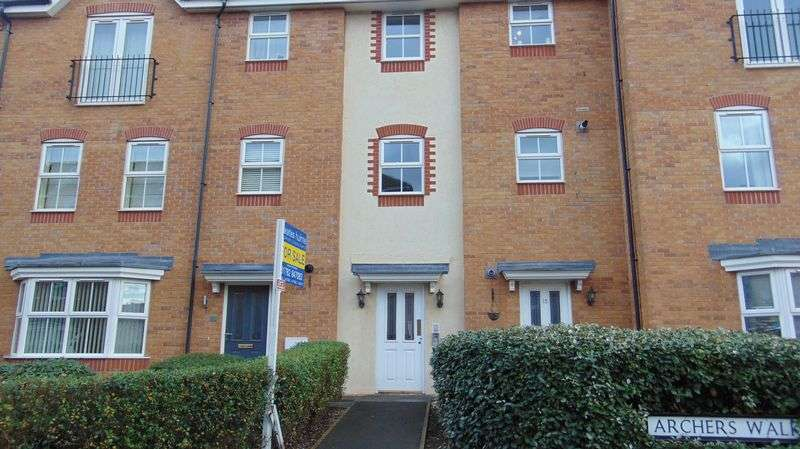 2 Bedrooms Property for sale in Archers Walk, Stoke-On-Trent