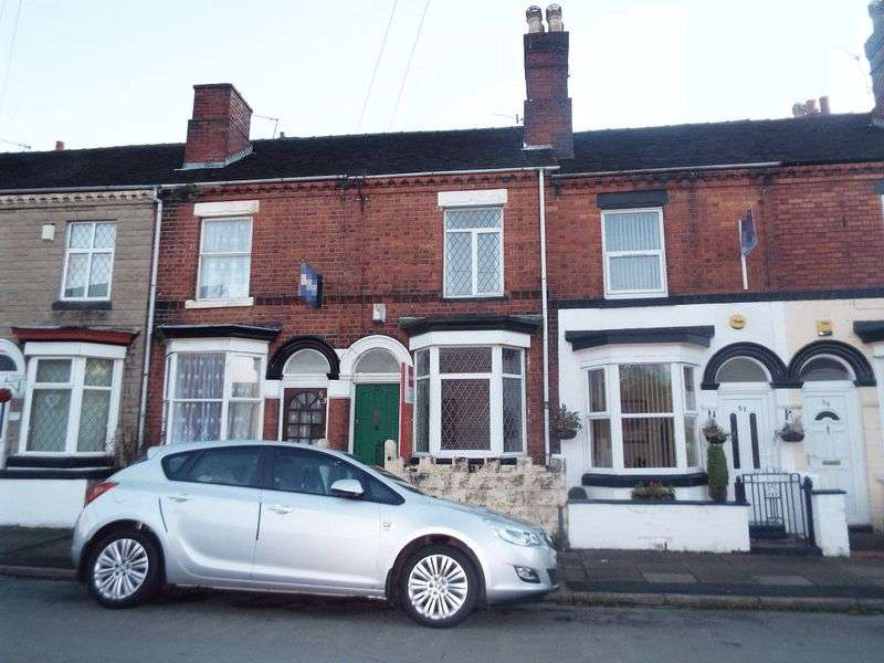 2 Bedrooms Property for sale in Masterson Street, Fenton, Stoke-On-Trent