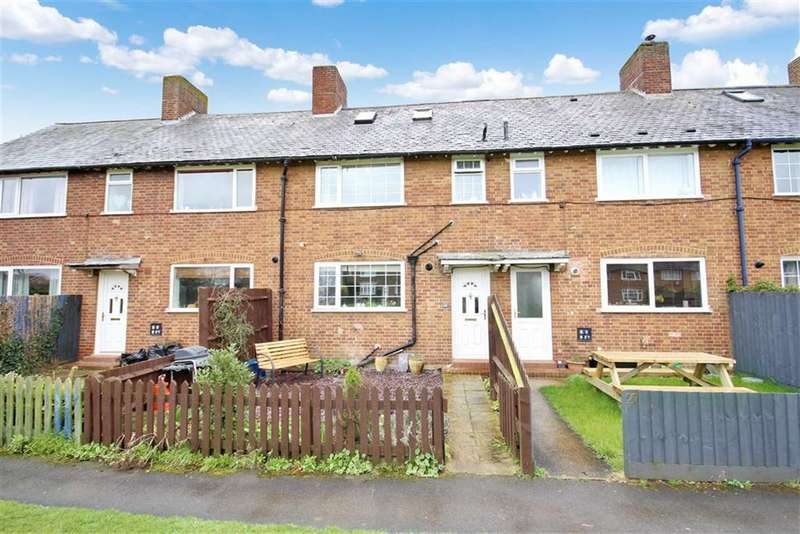 2 Bedrooms Terraced House for sale in Turnpike Road, Bicester, Oxfordshire