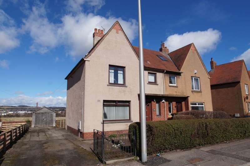 3 Bedrooms Semi Detached House for sale in Kirkland Walk, Methil, Leven, KY8