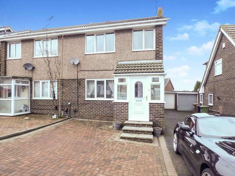 3 Bedrooms Property for sale in Symington Gardens, Sunderland, Tyne and Wear, SR3 1LE