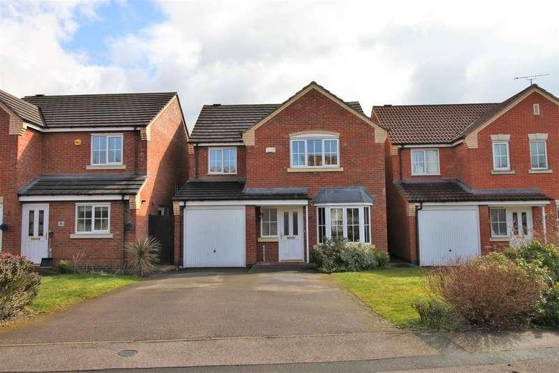 4 Bedrooms Property for sale in Douglas Drive, Ibstock