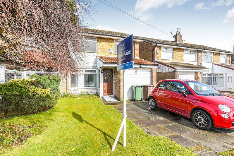 3 Bedrooms Semi Detached House for sale in Norbury Fold, PRESCOT, L35