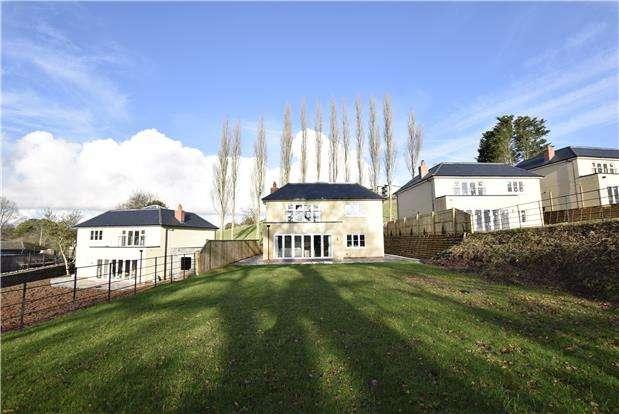 4 Bedrooms Detached House for sale in Plot 4, Chewton Keynsham, Keynsham, Bristol, BS31 2SX