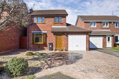 3 Bedrooms Detached House for sale in Leicester Street, Long Eaton, Nottingham, Nottinghamshire
