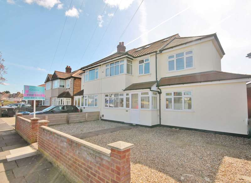 5 Bedrooms Semi Detached House for sale in Green Lane, New Malden