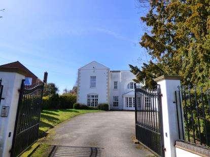 5 Bedrooms Detached House for sale in Salts Lane, Drayton Bassett, Tamworth