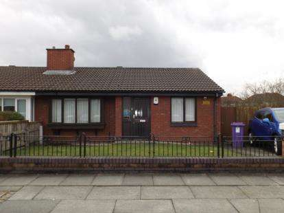 2 Bedrooms Bungalow for sale in Caspian Road, Walton, Liverpool, Merseyside, L4