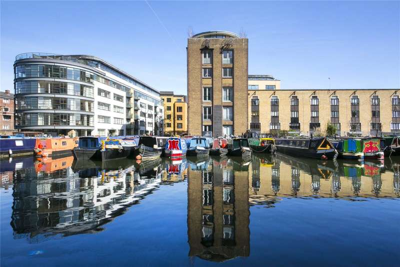 3 Bedrooms Flat for sale in New Wharf Road, King's Cross, N1