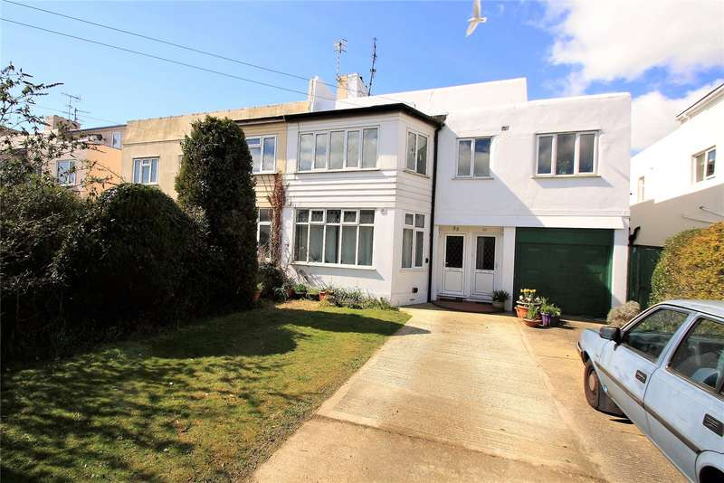 2 Bedrooms Apartment Flat for sale in Shaftesbury Avenue, Goring By Sea, Worthing, BN12