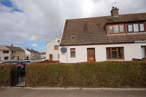 2 Bedrooms Semi Detached House for sale in Thornhill Road, Elgin, Elgin