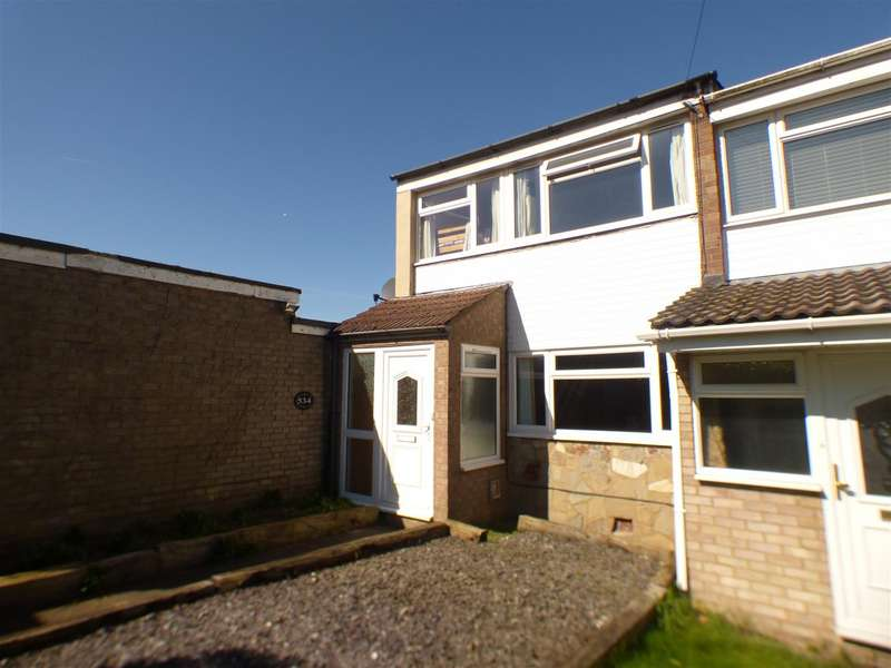 3 Bedrooms Semi Detached House for sale in Lowther Road, Dunstable